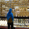 Dubai Creek and the gold and spice souqs :