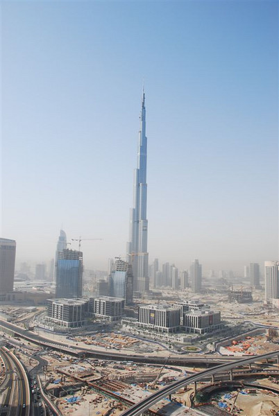 Dubai and Satwa